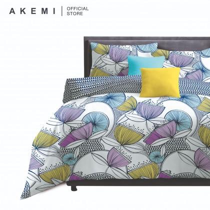 Ai by AKEMI Smitten - Fitted Bedsheet Set 510TC (Yakaeri)