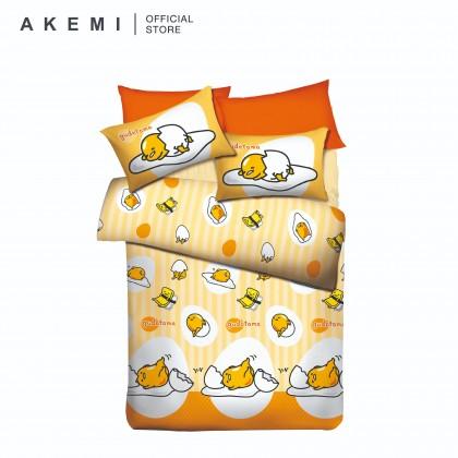 Gudetama - Fitted Bedsheet Set 480TC (Cute Gude)