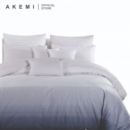 AKEMI Cotton Select - Fitted Bedsheet Set 730TC (Adore- Ancens)