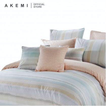 AKEMI Cotton Select - Fitted Bedsheet Set 730TC (Adore- Mercen)