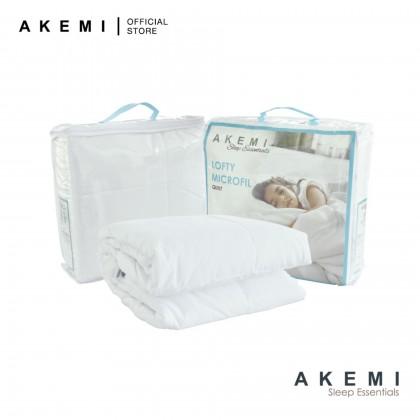 AKEMI Sleep Essentials Lofty Microfil Quilt Queen