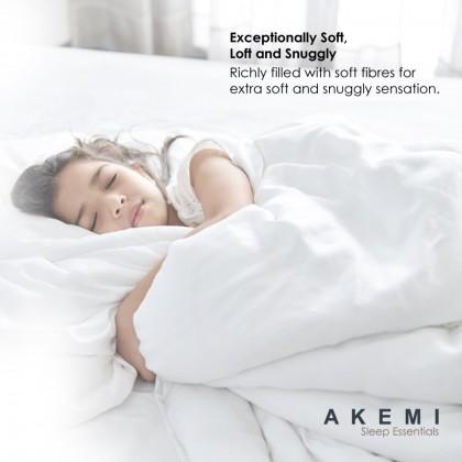 AKEMI Sleep Essentials Lofty Microfil Quilt King