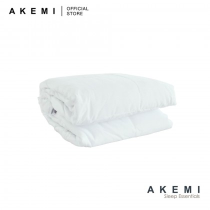 AKEMI Sleep Essentials Lofty Microfil Quilt Single
