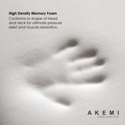 AKEMI Sleep Essentials Ortho Memory Pillow
