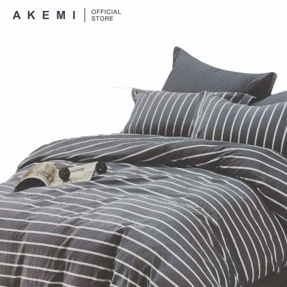 Ai by AKEMI Cozylove - Fitted Bedsheet Set 900TC (Daavid)