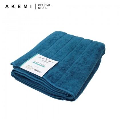 AKEMI Cotton Essentials Dry Tech 100% Cotton Bath Towel (68cm x 138cm)