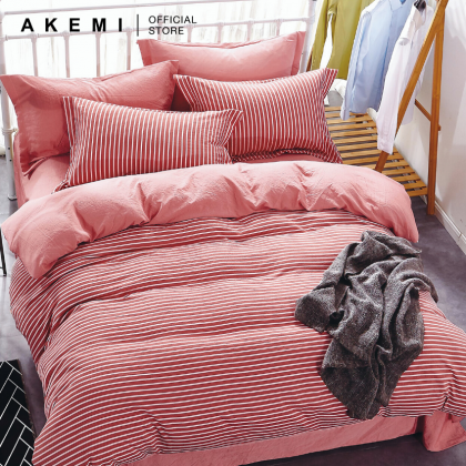 Ai by AKEMI Cozylove - Fitted Bedsheet Set 900TC (Aubrie)