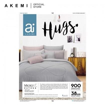 Ai by AKEMI Hugs - Fitted Bedsheet Set 900TC