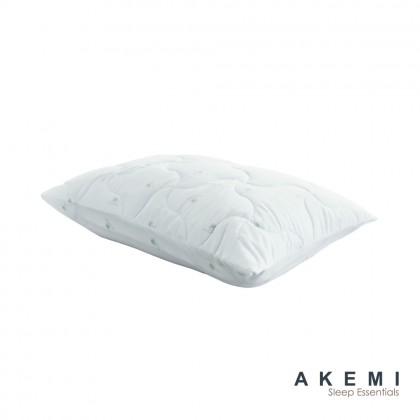 AKEMI Sleep Essentials Fitted Pillow Protector (Set of 2)