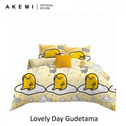Gudetama - Fitted Bedsheet Set 480TC