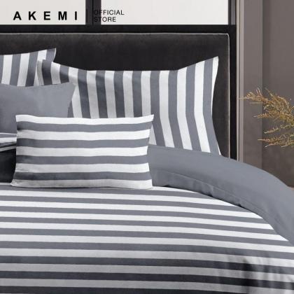 AKEMI Cotton Select - Fitted Bedsheet Set 730TC (Adore- Wiyot)