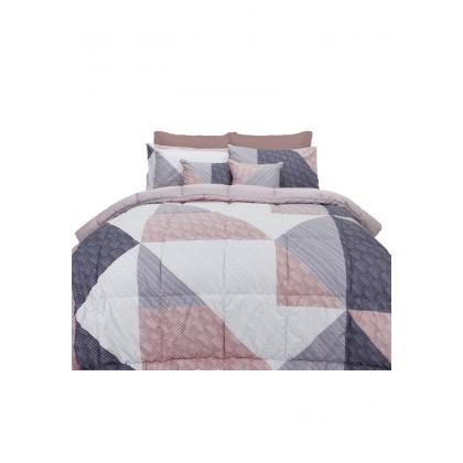 AKEMI Cotton Essentials Enclave Joy Comforter Set 700TC