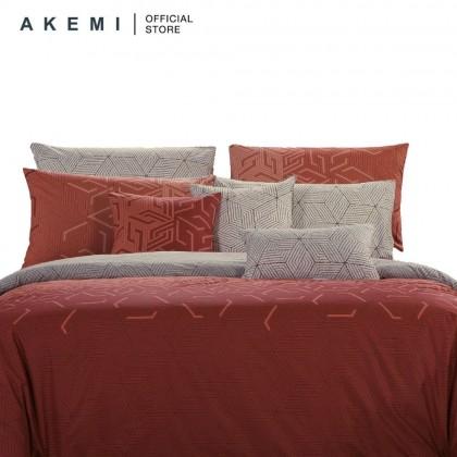 AKEMI Cotton Essentials Enclave Joy Fitted Bedsheet Set 700TC