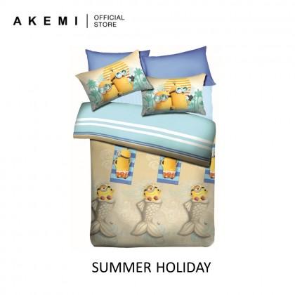 Minions Comforter Set 480TC (Super Single)