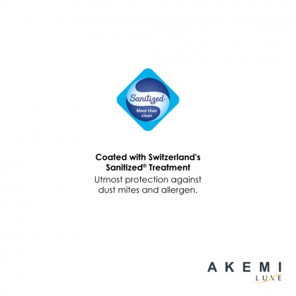AKEMI Luxe Dual Shield Quilt Queen