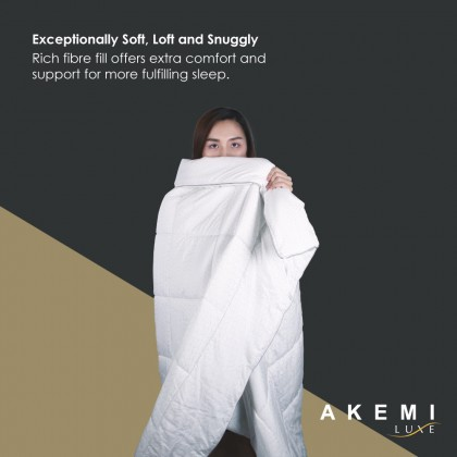 AKEMI Luxe Dual Shield Quilt King