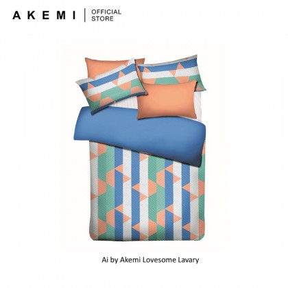 Ai by AKEMI Lovesome Comforter Set (Queen/King)
