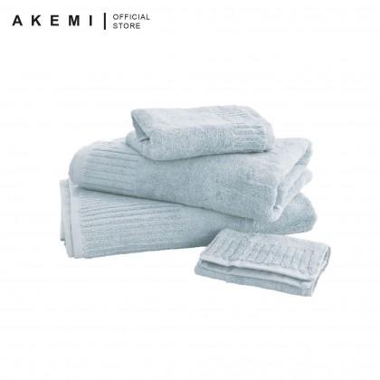 AKEMI Silky Soft Egyptian Cotton Bath Towel (70cmx140cm)