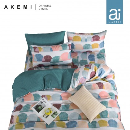 Ai by AKEMI Lovesome Comforter Set 580TC (Super Single/Queen/King)