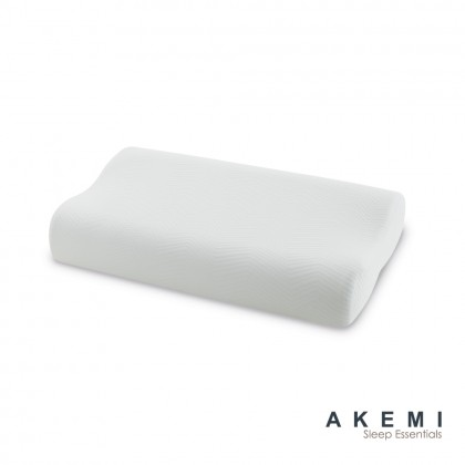 Akemi Sleep Essentials Supreme Contour Memory Pillow