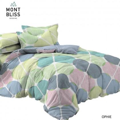 Mont Bliss Avenue Comforter Set 580TC (Queen)