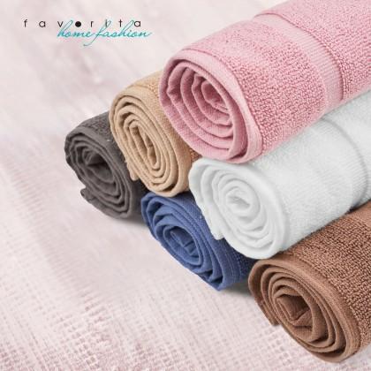 Favorita Toweling Cotton Bath Mat 45 x 70cm