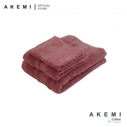 Akemi Ultra Absorbent Airloop Hand Towel (41cm x 76cm)