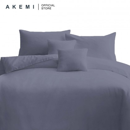 AKEMI Colour Home Divine Fitted Bedsheet Set 650TC (Super Single/Queen/King)