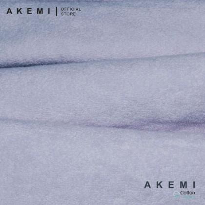 Akemi Ultra Absorbent Airloop Cotton Face Towel (33cm x 33cm)